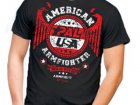 Original AMERICAN ARMFIGHTER T-shirt