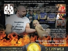 II OPEN LODZ STUDENTS ARMWRESTLING CHAMPIONSHIPS