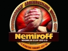 Invitations for Nemiroff World Cup 2010