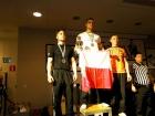 M. Podgorski - 2 Gold Medals in Sweeden