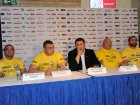 Press conference before the Nemiroff World Cup