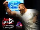 Watch European Armwrestling Championship 2016 Live for Free!