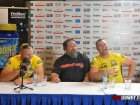 Press Conference. What's so funny Neil?