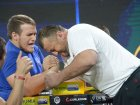PROFESSIONAL ARMWRESTLING WORLD CUP FOR DISABLED TUESDAY – PHOTOS