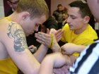 Armwrestling from Belarus: Dmitry Chaly