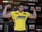 "Dmitry Trubin: ""Armwrestling is my whole life"""