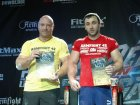 Armfight #42 - Khadzimurat Zoloev before fight interview (video)