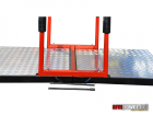 Automatic armwretling table platform