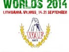 World Armwrestling Championship 2014. Senior results