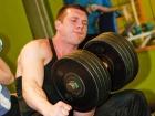 Sergey Tokarev: the armwrestling formula