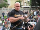 Strongman methods of training for armwrestling