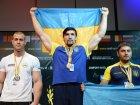 Golden double of Evgeniy Prudnyk