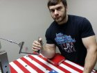 Armwrestling Academy: first tests started!!!