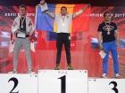 From powerlifting to armwrestling: Oleg Tudorean