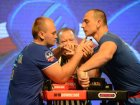 I WORLD ARMWRESTLING CHAMPIONSHIP FOR DEAF - FIGHTS VIDEO