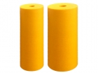 Yellow Roll Armwrestling Handle