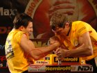 Basics of armwrestling: tying the strap, injuries
