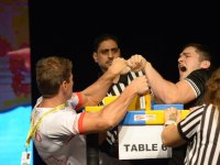 WAF WORLD ARMWRESTLING CHAMPIONSCHIP 2015 - RESULTS - 29.09.