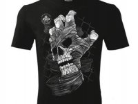 Skull Hand Armfight T-Shirt