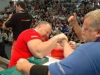 Glowacki Polish Fighter at World Championships 2009