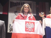 Poland 6 medals in Slovakia