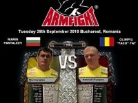 Armfight in Bucharest