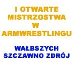 I Otwarte Mistrzostwa Wałbrzych-Szczawno Zdrój