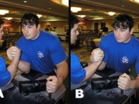 IBRAGIM IBRAGIMOV - TOP ROLL and SIDE PRESSURE # Armwrestling # Armpower.net