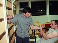 INTERESTING ARMWRESTLING EXERCISES