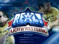 Real Armwrestling on TV