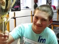 Dominik Zaorski – najmłodszy medalista!