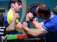 "Evgenyi Prudnik: ""Hole"" in left arm"