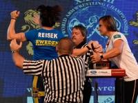 Fia Reisek – armwrestling poznałam jako siedmiolatka!