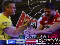 Bids in armwrestling: To Bet or Not to Bet