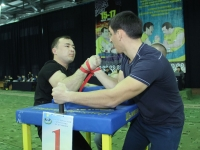 Results of the championship of Kazakhstan-2017 # Armwrestling # Armpower.net