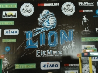 Lion Cup - Fitmax Challenge 2012