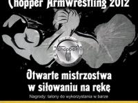 Chopper Armwrestling 2012
