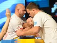 37 World Armwrestling Championship - 2. 10. - ZDJĘCIA