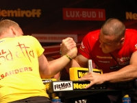 Poland 2008 - Piotr Bartosiewicz vs Craig Sanders