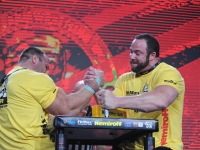 Dave Chaffee, the man who took the world of armwrestling by surprise! # Armwrestling # Armpower.net