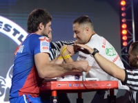 "Krasimir Kostadinov: ""I thought I will beat Vitaly"" # Armwrestling # Armpower.net"