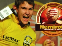NEMIROFF WORLD CUP 2012 ARTEM TAYNOV – THE BOLD ANNOUNCEMENT