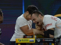 ARMWRESTLING WORLD CUP FOR DISABLED - Polacy z medalami