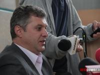 Official letter: Assen Hadjitodorov