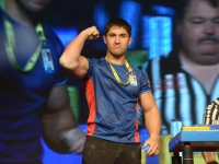 WAF WORLD ARMWRESTLING CHAMPIONSCHIP 2015 - RESULTS - 30.09.