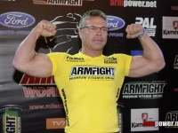 Armwrestlers, who changed the sport. John Brzenk