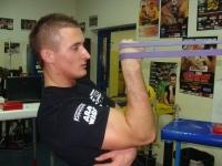 Dariusz Muszczak – preparing for a competition