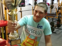 Dominik Zaorski – a young champion!