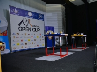 Moldova Open Cup: results