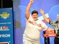 I MŚ dla Niepełnosprawnych Puck - Maria Juroszek